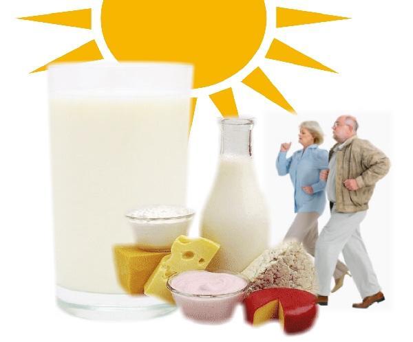 Osteoporosis y dieta para la osteoporosis - Alimentos para la osteoporosis ...
